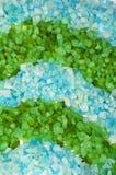 Textura do fundo do sal do mar Imagem de Stock Royalty Free