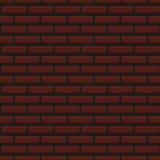 Textura do fundo do tijolo da parede Fotografia de Stock