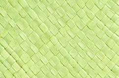 Textura do fundo do weave da palha Fotografia de Stock