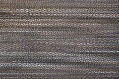 Textura do fundo do Weave de cesta Imagens de Stock