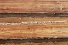 Textura do fundo Parede de madeira leve nova feita das placas imagens de stock