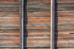 Textura do fundo que representa a placa velha da madeira do vintage Imagens de Stock