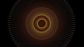 Textura do fundo do túnel de Sci fi Mover-se abstrato da textura do fundo Animação da tecnologia futurista da fantasia espaço ilustração royalty free