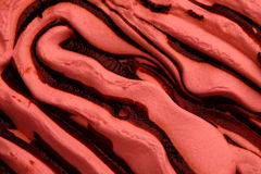 Textura do gelado Fotografia de Stock