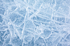 Textura do gelo Imagens de Stock