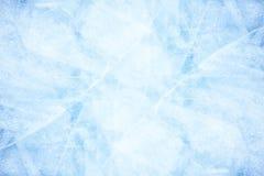 Textura do gelo de Baikal Foto de Stock