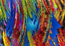 Textura do gráfico do fundo da cor arte gráfica digital moderna do fundo colorido do projeto da textura ilustração stock