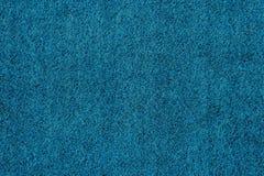 Textura do gramado azul do verde da opinião superior da grama fotos de stock