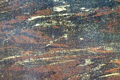 Textura do granito - linhas sumário de pedra sem emenda cinzento do projeto imagens de stock royalty free
