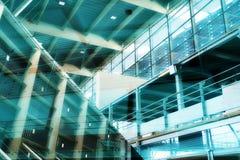 Textura do grunge do estação de caminhos-de-ferro Fotos de Stock