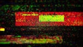 Textura do Grunge do fundo na moda distorcido do ruído Fotografia de Stock Royalty Free