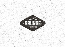 Textura do grunge do vetor Foto de Stock