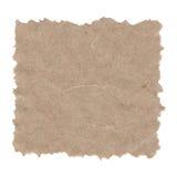 Textura do grunge do vetor do papel reciclado Fotos de Stock Royalty Free