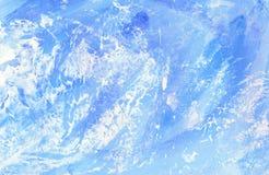 Textura do inverno Fotografia de Stock