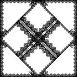 Textura do laço imagens de stock