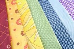Textura do laço do arco-íris Imagens de Stock