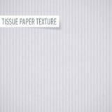 Textura do lenço de papel Fotos de Stock Royalty Free