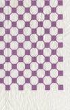 Textura do lenço de papel, do fundo ou da textura branca O WC textured branco amarrotou o papel com um teste padrão ondulado Fotos de Stock Royalty Free