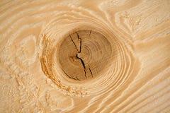 Textura do macro de madeira fraturado Foto de Stock Royalty Free