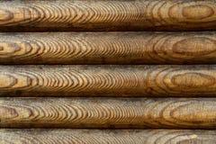A textura do material tratado da madeira usando a tecnologia da ligação imagem de stock