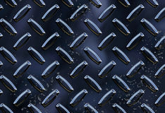 Textura do metal Foto de Stock Royalty Free