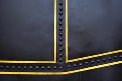 Textura do metal fotografia de stock royalty free