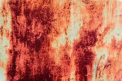 Textura do metal com riscos e quebras Imagens de Stock Royalty Free