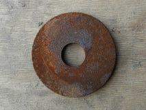 Textura do metal da oxidação Imagem de Stock