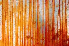 Textura do metal de Rusty Grunge Aged Grey fotografia de stock