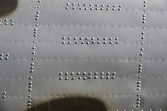 A textura do metal do equipamento militar fotos de stock royalty free