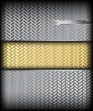 Textura do metal. Fundo do vetor ilustração do vetor
