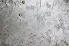 A textura do metal oxidado Fotografia de Stock