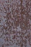 Textura do metal oxidado Fotos de Stock