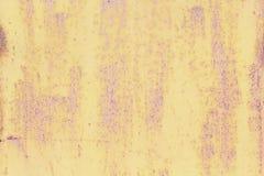 Textura do metal oxidado Imagem de Stock