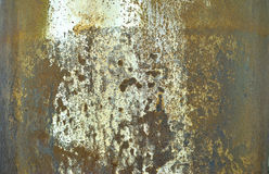 Textura do metal oxidado fotografia de stock royalty free