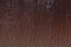 Textura do metal oxidado Fotografia de Stock