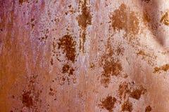 Textura do metal oxidado corrosão Sumário foto de stock
