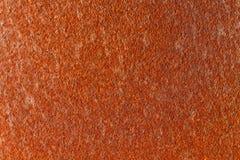 Textura do metal oxidado velho Metal de Brown Corrosão do metal imagem de stock royalty free
