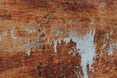 Textura do metal velho oxidado Fundo da corrosão suja do grunge do ferro imagens de stock