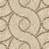 Textura do mosaico. fotografia de stock