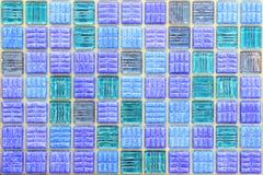 Textura do mosaico (Elevação res ) imagens de stock