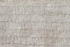Textura do muro de cimento branco velho para o fundo fotografia de stock