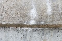 Textura do muro de cimento Fundo foto Cor escura Foto de Stock