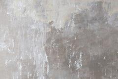 Textura do muro de cimento do grunge do cimento como um fundo no tom cinzento imagem de stock royalty free