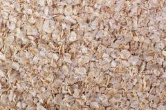 A textura do oatmeal A aveia lasca-se foto, fundo da aveia foto da farinha de aveia, farinha de aveia seca, Fotografia de Stock