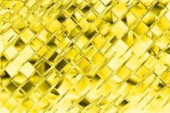 Textura do ouro ilustração do vetor