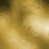 Textura do ouro Imagem de Stock Royalty Free