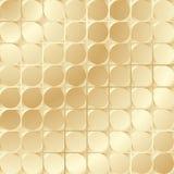 Textura do ouro Fotografia de Stock Royalty Free