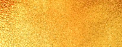 Textura do ouro foto de stock
