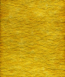 Textura do ouro Imagens de Stock Royalty Free